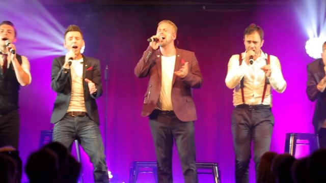 The Magnets | Great British A Cappella Stars - London, UK