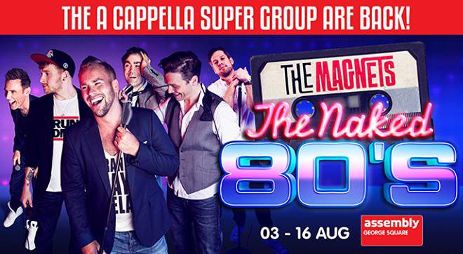 The Magnets   Great British A Cappella Stars - London, UK